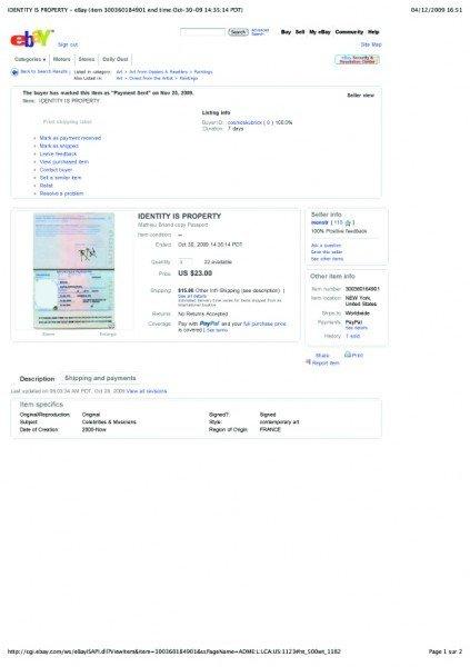 ebaypassport